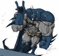 Me despido hasta la mañana, mis amigos!!!    Buenísimos super sueños comiqueros!!!     / I say goodbye until the morning, my friends !!!   Great super dreams !!!      Art by MJ.Hiblen   Super Fénix #SuperHero #Batman #SuperHeroes #Marvel