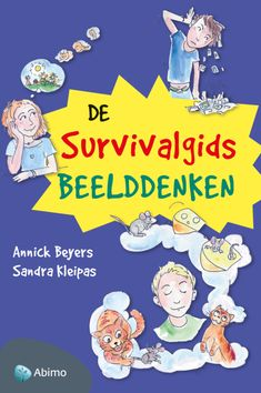Boek: De Survivalgids Beelddenken Work Inspiration, Coaching, Communication, Map, Comics, Reading, School, Books, Kids