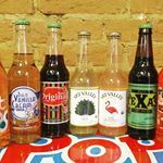 The New Year brings new sodas Dublinbottlingworks have brought us big Texas flavors of our favorites peach blackcherry rootbeer vanillacream and skyvalley have provided light and crisp fruity  flavors pearsoda and grapefruitsoda and last but not least fest brings a fantastic flavor combo southernpeachgingerale Come and try them out popshop frederickmd myfavoritesoda myfav getitdowntown