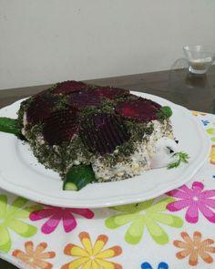 Kablumbağa salata