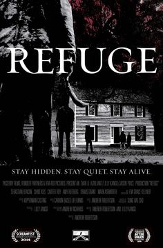 First Poster & Trailer for 'Refuge'