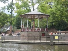Bandstand, The Groves, Chester