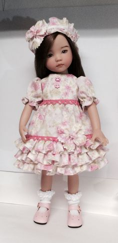 Effner Little Darling Take My Hand Dress by ThisandThatCreations