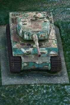 Tigre vimoutier