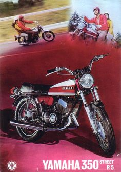 In an era when small-bore engines were still fairly common, the Yamaha R5 350 Twin was in many respects the company's crown jewel.