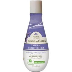 Clearly Natural Conditioner, Dry Damaged Hair, 12 Fluid Oz ( Multi-Pack)