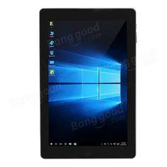 Original Box Chuwi HiBook Pro 64GB Intel X5 Cherry Trail Z8350 Quad Core 10.1 Inch Dual OS Tablet Sale - Banggood.com  tablet computer laptop notebook technology