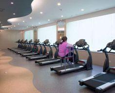 sitting on the Treadmill...
