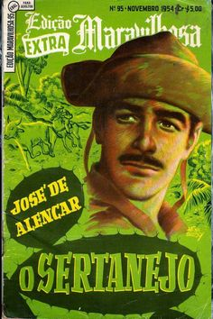 O Sertanejo de José de Alencar em quadrinhos | Ópio do Trivial