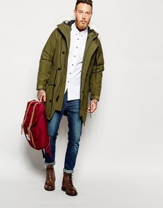 Image 4 of Penfield Shower Proof Paxton Insulated Parka