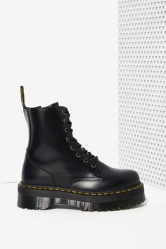 Dr. Martens Jadon 8-Eye Leather Boot - High-Tops | Shoes | All