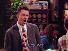Why Chandler Bing is the Teenage Girl in All of Us