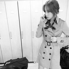 girls generation Taeyeon Instagram