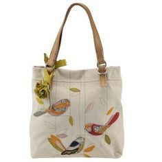 Fossil Jules Tote. Love my Fossil bags so much! | The List ...