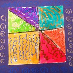 Panther's Palette: Liquid Watercolors