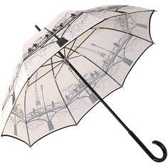 Les Ponts De Paris Umbrella by Guy de Jean - Brolliesgalore