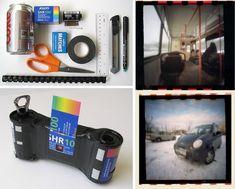 D.I.Y. Pinhole camera