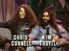 Sorcery of Psyche • Soundgarden Chris Cornell & Kim Thayil 1990