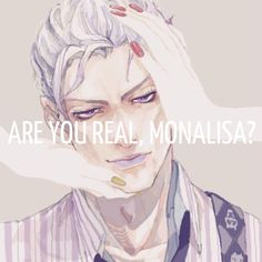 are you real, monalisa?