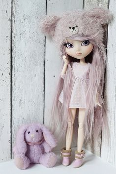 One of Micky's pullip that looks like her