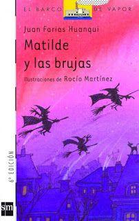 Matilde y las brujas / Juan Farias y Rocío Martínez.
