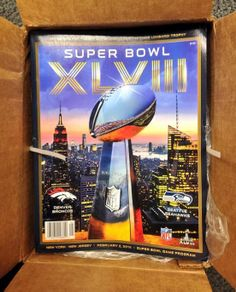 #SB48 Programs now available at The Pro Shop