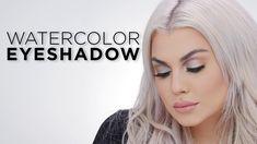 Watercolor Eyeshadow - YouTube