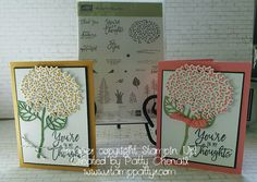 Stamp-Patty's: Thoughtful Branches Blog Hop