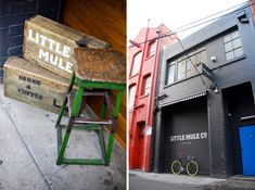 Hommie: The Little Mule Cafe + Bike Store
