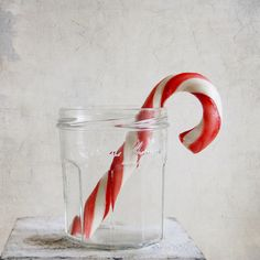 candy cane...