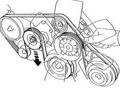 toyota serpentine belt diagram truck stuff pinterest toyota  graphic