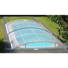 Dossier : Des abris de piscine de toutes les tailles