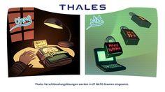 Thales Verschlüsselungslösungen werden in 27 NATO-Staaten eingesetzt.