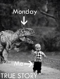 Tem vezes que a segunda feira  parece com isso... #produtividadedandoerrado