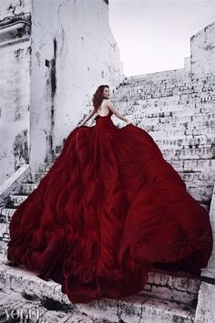 Custom Made Luxurious and Elegant Cathedral Train Gothic Wed.- Custom Made Luxurious and Elegant Cathedral Train Gothic Wedding Gown Custom Made Luxurious and Elegant Cathedral Train Gothic Wedding Gown – Matrimony Prep - Backless Prom Dresses, Sexy Dresses, Fashion Dresses, Dress Prom, Dress Formal, Vestidos Sexy, Red Gowns, Sexy Party Dress, Fantasy Dress