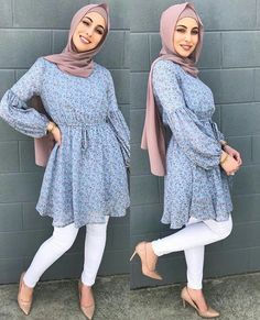Modest Fashion Hijab, Modern Hijab Fashion, Hijab Fashion Inspiration, Muslim Fashion, Fashion Outfits, Beautiful Pakistani Dresses, Hijab Fashionista, Mode Jeans, Stylish Dress Designs