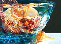 Arlene Steinberg, colored pencil by Arlene Steinberg, colored pencil, realists artist
