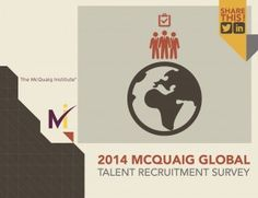 2014 McQuaig Global Talent Recruitment Survey – free webinar
