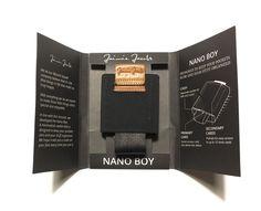The Nano Boy Jaimie Jacobs