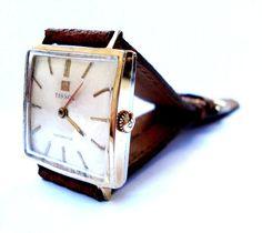 Vintage Reloj Suizo TISSOT Clasico Automatico por shopvintage1
