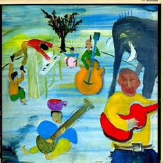THE BAND - (1968) Music from Big Pink http://woody-jagger.blogspot.com/2013/11/los-mejores-discos-de-1968.html