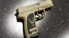 USP Tactical FDE #guns #tactical