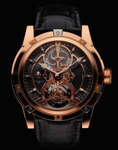 A Close-Up Look at the Award-Winning Louis Moinet Vertalor Tourbillon Watch | ATimelyPerspective