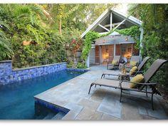 Key West House Rental: Tropical Key West Oasis Private Home 2br/2 Bath W/ Pool, Weekly Rental | HomeAway