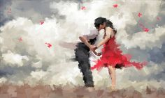 Love by ales-kotnik on deviantART Prays The Lord, Devian Art, Music Express, First Wedding Anniversary, Good Music, Amazing Music, Digital Art, Digital Paintings, Things To Come