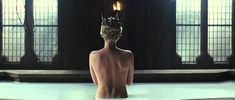 [HD/720p] Queen Ravenna_Milk Bath Scene - Snow White And The Huntsman