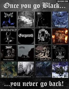 Any black metal fans here?