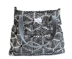 Black XL Heni Diaper Bag  - Stroller Bag - Bags and Purses - Baby Bag FREE SHIPPING