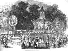 cremorne garden orchestra - victorian london