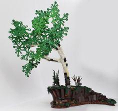 Birch Tree Lego MOC | Ralf Langer | Flickr